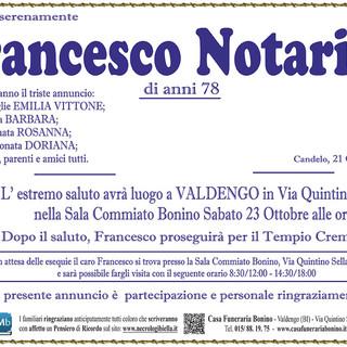 Francesco Notari