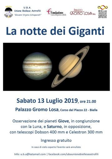 Foto Unione Biellese Astrofili