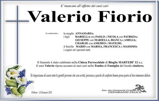 Valerio Fiorio