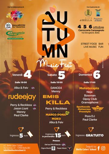 Autumn Music Fest