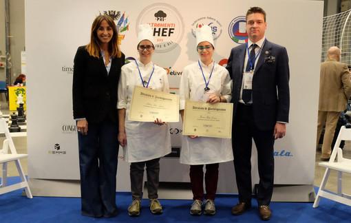Altrementi Chef – Cooking4All, vincono le biellesi Silvia e Ilaria Pera Scesa