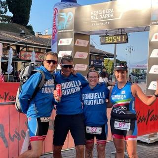 Ironbiella al Triathlon di Peschiera del Garda