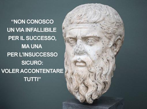 Insuccesso personale o sociale?. L'Alchimia delle Parole con l'aforisma di Platone