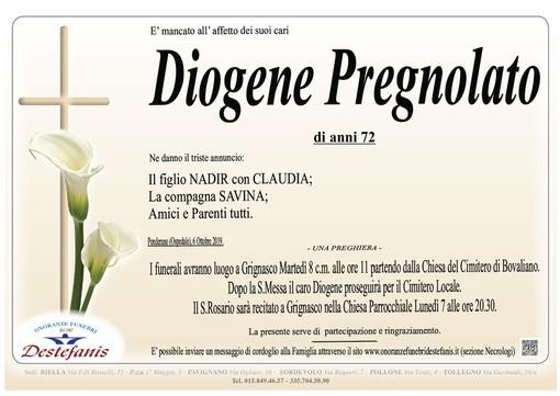Diogene Pregnolato