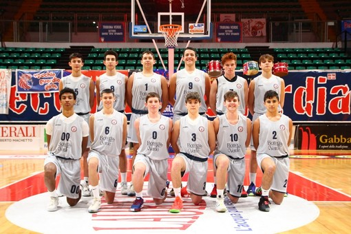 Pallacanestro Biella Under 16 dirompente, Galliate si inchina 98-47