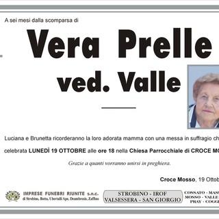 Vera Prelle Ved. Valle