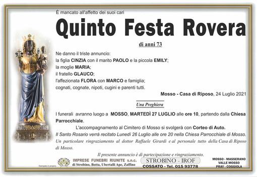Quinto Festa Rovera