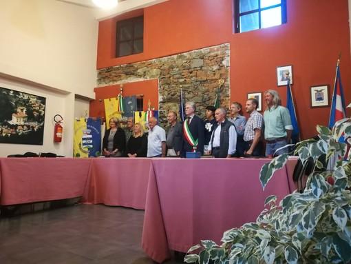 Il nuovo Consiglio Comunale - Foto Daniela Prandino