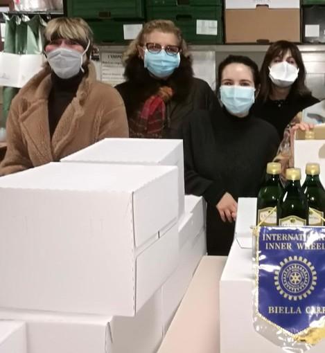 L'Inner Wheel Club di Biella dedica un service al progetto Fra' Galdino