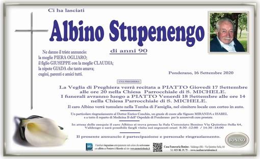 Albino Stupenengo