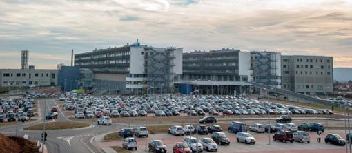 L'ospedale di Biella