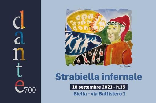 StraBiella infernale, lettura dell'intera prima cantica della Commedia di Dante