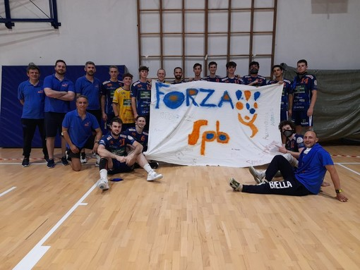 Pallavolo: Finisce a Santhià la stagione 20/21 della Ilario Ormezzano SPB