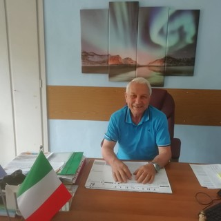 Il sindaco Sandro Bonino - Foto Sandro Bonino