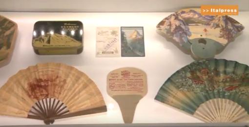 """""""Ventagli delle montagne"""": 40 esemplari dalla collezione del Museo Nazionale della Montagna di Torino"""