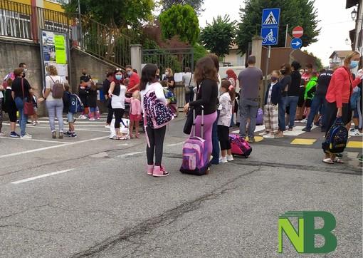 """Rientro a scuola a Occhieppo Inferiore, la sindaca: """"Speriamo in lezioni in presenza per tutto l'anno"""""""