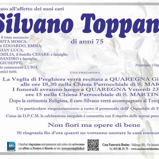 Silvano Toppan
