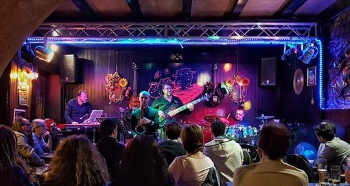 TimeLine sul palco di Palazzo Ferrero con il Biella Jazz Club