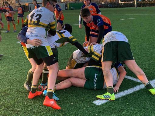 Fine settimana Gialloverde: successo U18 contro Junior Rugby Brescia