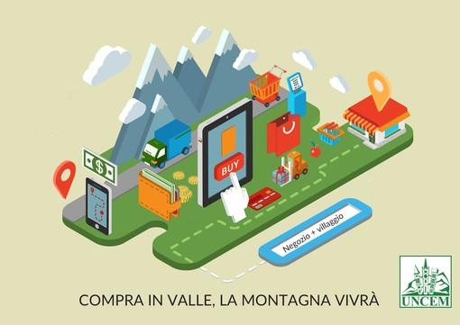 """""""Compra in Valle, la montagna vivrà"""": L'appello di Uncem per Ferragosto (e non solo)"""
