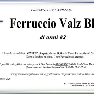 Ferruccio Valz Blin