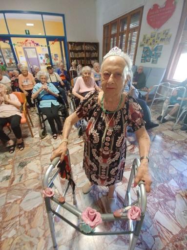 Maria Leto - Foto Sereni Orizzonti