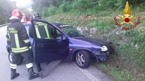 Schianto tra due auto: due feriti portati via in elisoccorso - Cronaca dal Nord Ovest