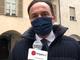 Alberto Cirio intervistato a Savigliano
