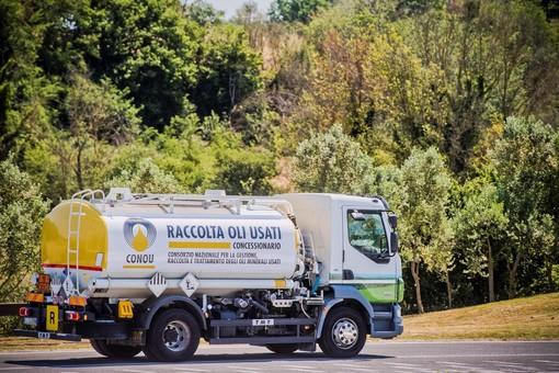 In estate l'industria tiene, la conferma da Conou: a Biella raccolte 404 tonnellate di olio minerale usato