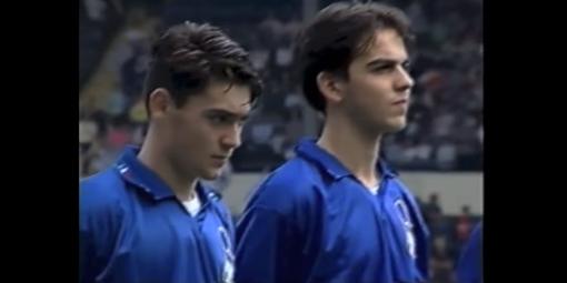 """""""Mi chiamo Francesco Totti"""", il film parla anche biellese: """"Su suo assist mi sono divorato un gol"""""""
