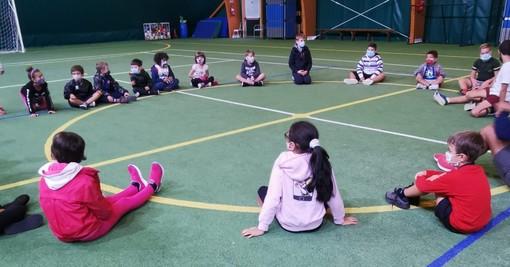 Due giornate di attività e sport per i bambini delle scuole di Occhieppo