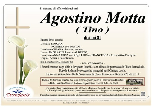 Agostino Motta (Tino)