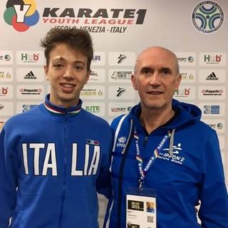 Ippon 2 karate, Aglietti convocato al raduno della nazionale Under 21