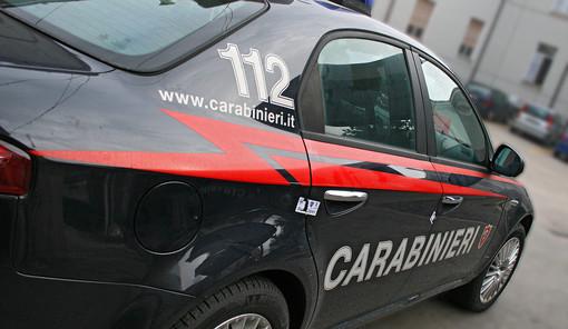 carabinieri persona sospetta
