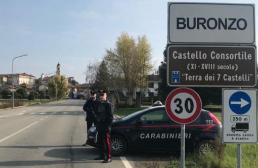 nomade denunciato carabinieri