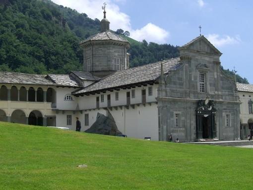 oropa basilica