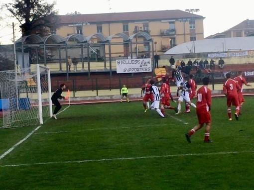 La Biellese gioca a Bollengo per lasciare il campo a Italia-Svizzera Under 20