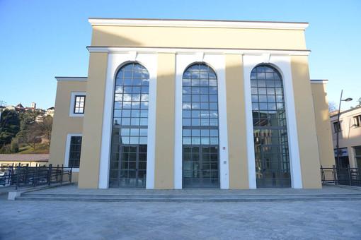 La biblioteca di piazza Curiel - Foto di repertorio