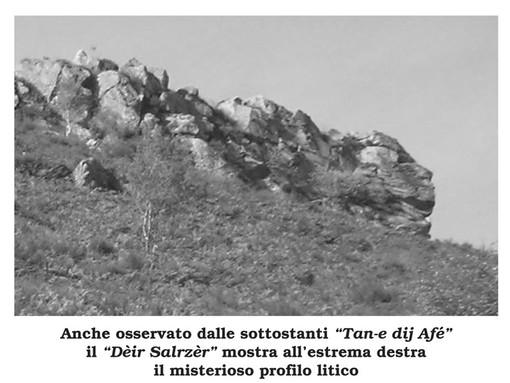 Il Biellese magico e misterioso: Il grande santuario di pietra degli antichi Salassi sovrasta la valle dl'Elf