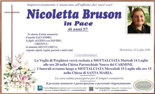 Nicoletta Bruson in Pace