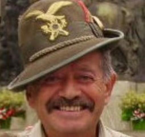 Lutto in Valle Cervo, è andato avanti l'alpino Sergio Bonessio. Era il Maestro della Banda di Tavigliano