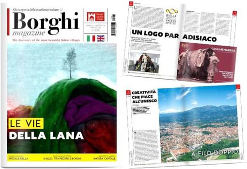 """Biella e Unesco, la candidatura a città creativa """"a fianco"""" dei borghi più belli d'Italia"""