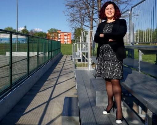 Il sindaco Cristina Sitzia
