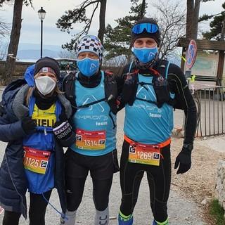 Voglia di correre, biellesi al Trail della Bora di Trieste