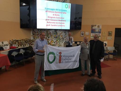 """All'IIS """"Q. Sella"""" di Biella la XX Edizione delle Olimpiadi di Informatica"""