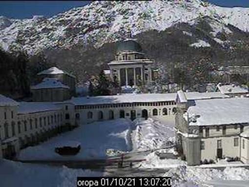 Immagine webcam Oropa