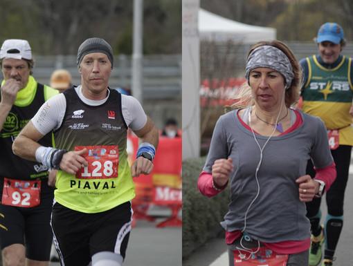 BiUltra: Marco Visintini e Francesca Canepa Campioni Italiani 24 Ore Fidal FOTO e VIDEO