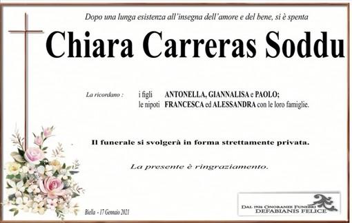 Chiara Carreras Soddu