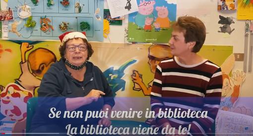 Foto da canale youtube biblioteca di Cavaglià
