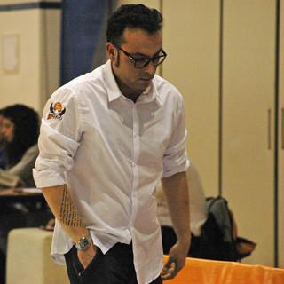 Marco Cardano è il nuovo allenatore del Teens Basket Biella in serie C Gold